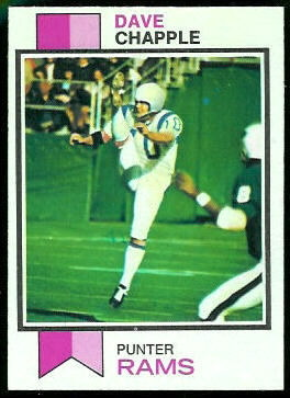 190_Dave_Chapple_football_card